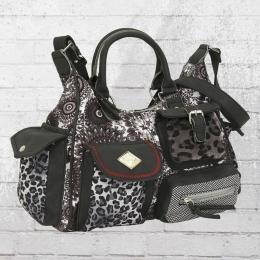 Refresh Frauen Handtasche 82990 schwarz