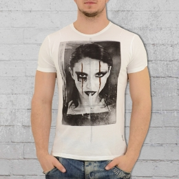 Religion Clothing Herren T-Shirt Gothic weiss