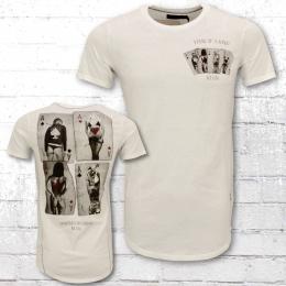 Religion Clothing Männer T-Shirt Four a Kind weiss
