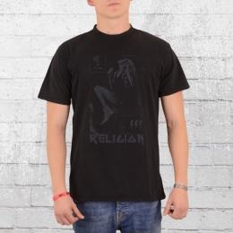Religion Clothing Tour T-Shirt schwarz