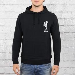 Religion Basic Kapuzensweater Praying Skeleton PYW48 schwarz