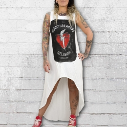 Religion Kleid Heartbreakers Maxi Dress weiss
