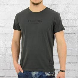 Religion T-Shirt Herren Daglish grau
