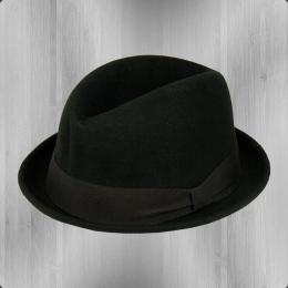 Merc London Rude Boy Hut schwarz