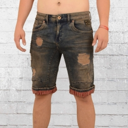 Rusty Neal Surrey Jeans Shorts Männer dirty denim