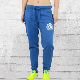 Smith and Jones Damen Jogginghose Alea blau