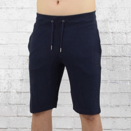 Smith and Jones Sweat Short Herren Marlin dunkelblau