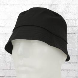 Sommer-Hut Bucket Dünn schwarz