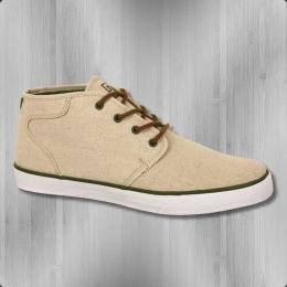 DC Shoes Herren Stoff Schuhe Studio Mid TX tan