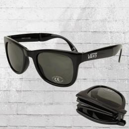 VANS Foldable Spicol Sonnenbrille schwarz glanz