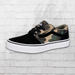 Vans Kinder Schuhe Chapman Stripe schwarz camouflage