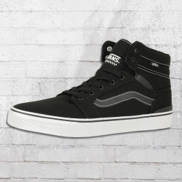 Vans Knöchelschuhe Sanction Canvas High Top Sneaker schwarz