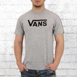 VANS Männer Classic T-Shirt grau schwarz