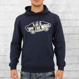 Vans Männer Kapuzen Sweater OTW Hoody navy blau