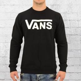 Vans Männer Pullover Classic Crew schwarz