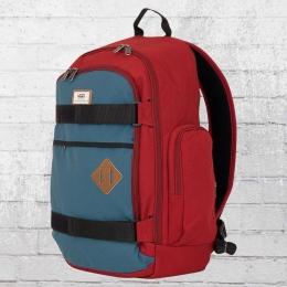 VANS Rucksack Transient III Skate Backpack rot blau