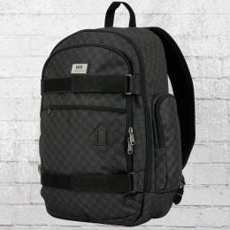 VANS Rucksack Transient III Skate Backpack schwarz grau