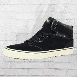 Vans Schuhe Atwood High MTE Allwetter Sneaker schwarz