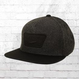 Vans Snapback Full Patch Snapback Cap anthrazit schwarz