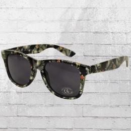 VANS Spicoli 4 Shade Sonnenbrille schwarz Palmen