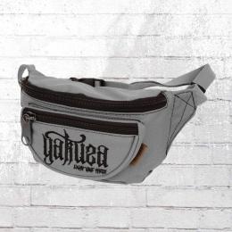 Yakuza Bauchtasche Branding Waist Bag grau