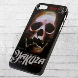Yakuza Handy Hülle iPhone 5 YCB 447 Skull schwarz