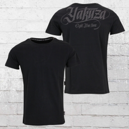 Yakuza Herren T-Shirt Basic Line FMP schwarz