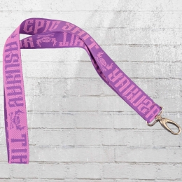 Yakuza Lanyard Schlüsselband Epic lila pink