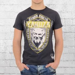 Yakuza Männer T-Shirt Brute Devil TSB 9006 grau