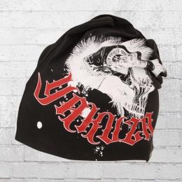 Yakuza Mütze Dead Punk V02 Beanie schwarz