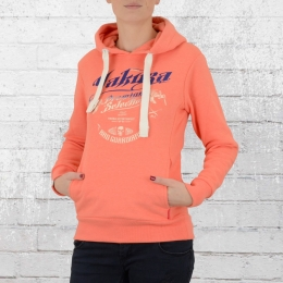 Yakuza Premium Damen Hoody Bad Guardians 2243 orange