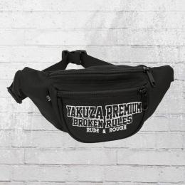 Yakuza Premium Gürteltasche Broken Rules schwarz