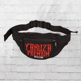 Yakuza Premium Gürteltasche schwarz rot