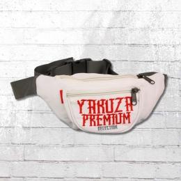 Yakuza Premium Gürteltasche weiss