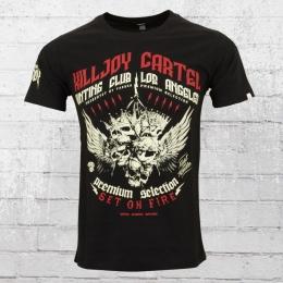 Yakuza Premium Herren T-Shirt Killjoy Cartel schwarz
