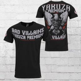 Yakuza Premium Männer T-Shirt Bad Villians schwarz