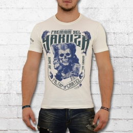 Yakuza Premium Male T-Shirt Filthy Cartel Joker white