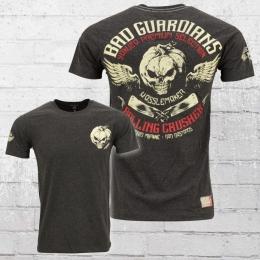 Yakuza Premium Männer T-Shirt Helloween YPS 2216 dunkelgrau