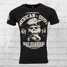 Yakuza Premium Männer T-Shirt Mexican Dust 2210 schwarz