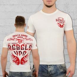 Yakuza Premium Männer T-Shirt Rebels weiss