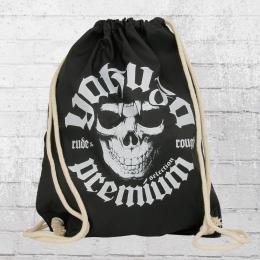 Yakuza Premium Turnbeutel YPGB 2133 Gym Bag schwarz