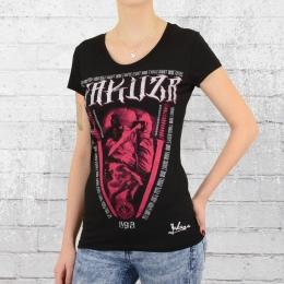 Yakuza T-Shirt Damen Ninja GSB 9117 schwarz