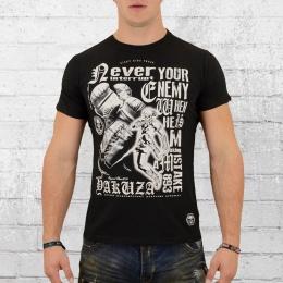 Yakuza T-Shirt Mens Mistake black