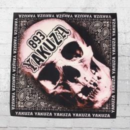 Yakuza Tuch Muerte Bandana schwarz