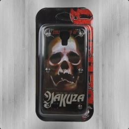 Yakuza Smartphone Cover Samsung Galaxy S4 YCB 447 Skull schwarz