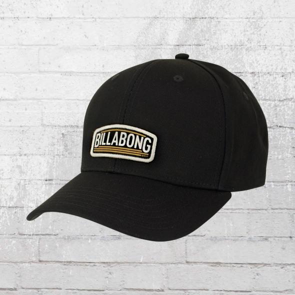Billabong Cap Flag Snapback schwarz