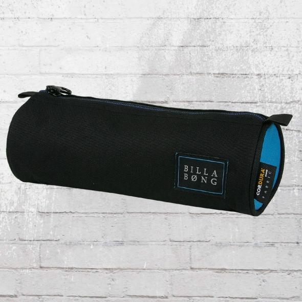 Billabong Schlampertasche Barrel Pencil Case Federmappe schwarz blau