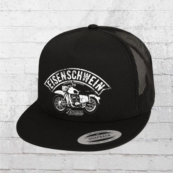 Bordstein ES Eisenschwein Trucker Cap schwarz