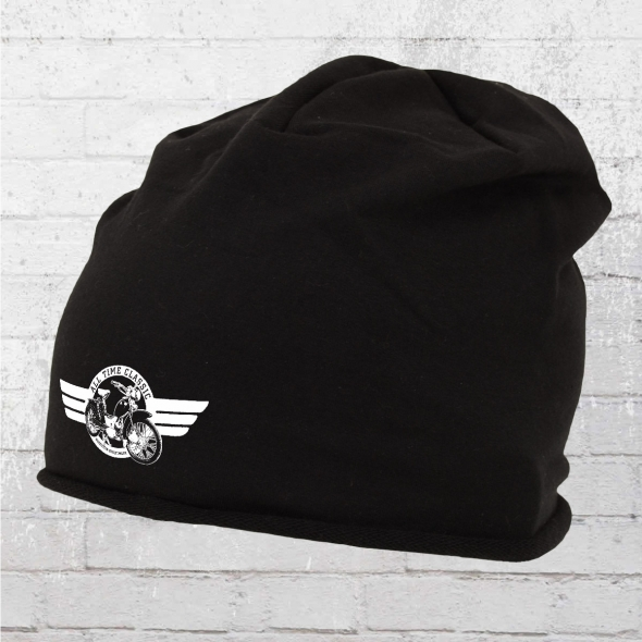 Bordstein Mütze SR 2 All Time Classics Beanie schwarz