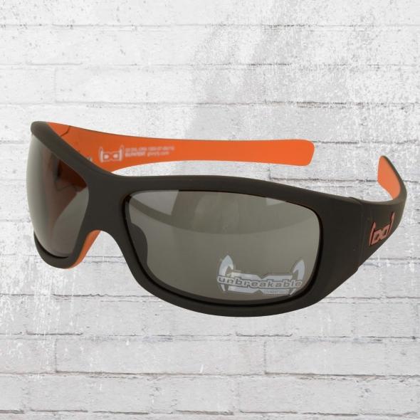 Gloryfy Unbreakable G3 Devil Sonnenbrille matt braun orange